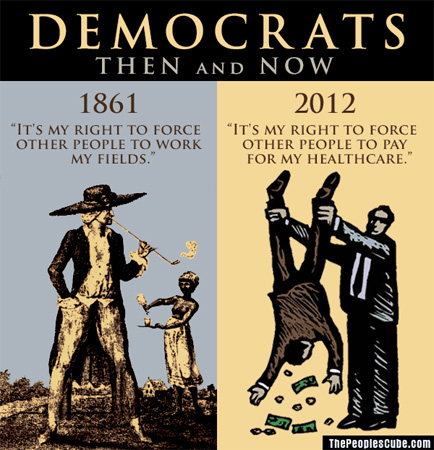 Image result for democrats are racist