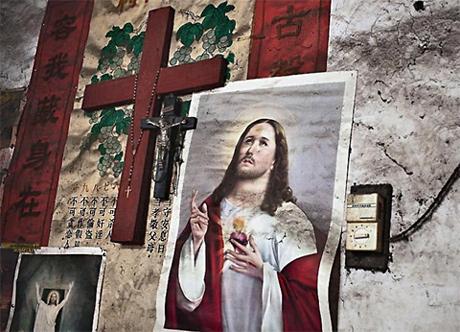 jesus-inChina