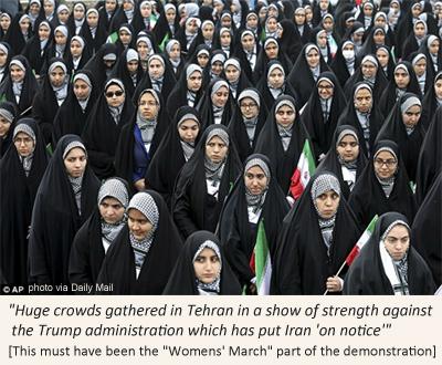 womensmarch-Tehran