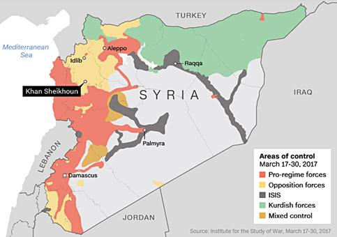 KhanSheikhoun-Syria
