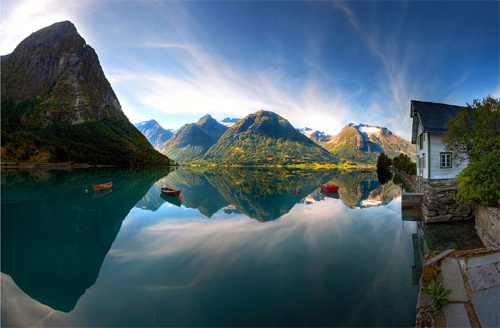 norway-lake