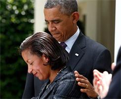 rice&Obama