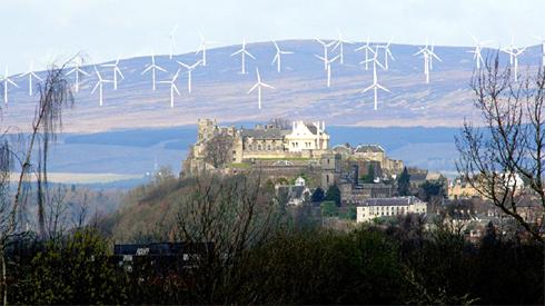 windmillsinScotland