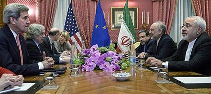 Kerry&Iranians
