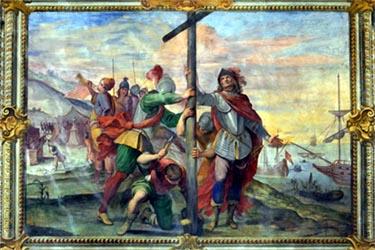 Columbus-lands